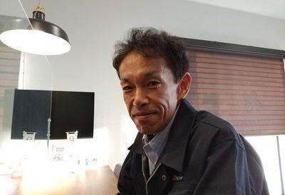営業 岡本 栄次