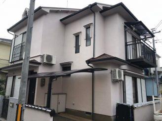 京都府宇治市 T様邸 外壁塗装・屋根塗装