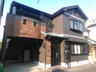 京都府宇治市 N様邸 外壁塗装・屋根塗装